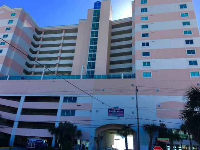 5700 N Ocean Blvd. #603, North Myrtle Beach, SC 29582 (MLS #1802958) :: Trading Spaces Realty