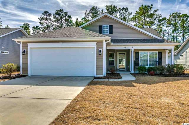 324 Tall Palms Way, Little River, SC 29566 (MLS #1802969) :: Myrtle Beach Rental Connections