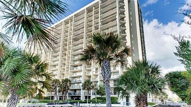 9820 Queensway Blvd #506, Myrtle Beach, SC 29572 (MLS #1802985) :: Silver Coast Realty
