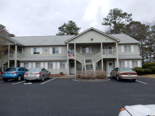 1129 White Tree Lane F, Myrtle Beach, SC 29588 (MLS #1803033) :: James W. Smith Real Estate Co.
