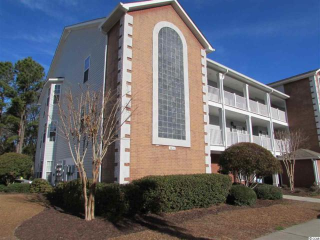 4838 Innisbrook Ct. #1209, Myrtle Beach, SC 29579 (MLS #1803070) :: James W. Smith Real Estate Co.