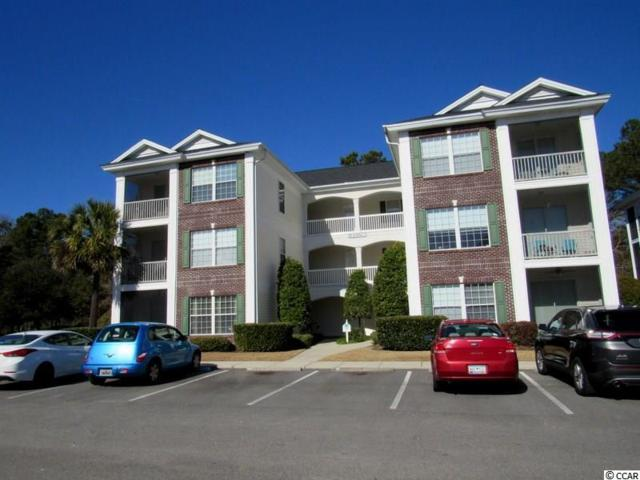 1314 River Oaks Drive 1-F, Myrtle Beach, SC 29579 (MLS #1803074) :: Trading Spaces Realty