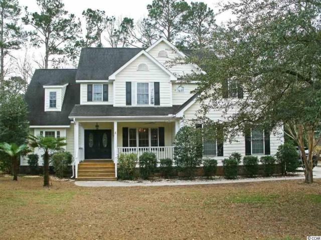 119 Olde Canal Loop, Pawleys Island, SC 29585 (MLS #1803079) :: James W. Smith Real Estate Co.