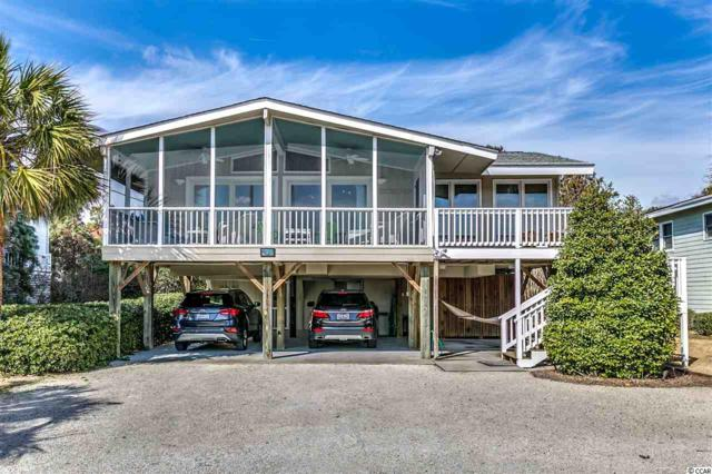833 Parker Drive, Pawleys Island, SC 29585 (MLS #1803082) :: The Litchfield Company