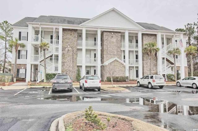100 Birch N Coppice Drive #11, Surfside Beach, SC 29575 (MLS #1803112) :: The HOMES and VALOR TEAM