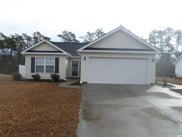 557 Calypso Dr, Myrtle Beach, SC 29588 (MLS #1803123) :: James W. Smith Real Estate Co.