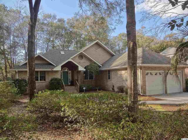 605 Oyster Bay Dr., Sunset Beach, NC 28468 (MLS #1803131) :: The Hoffman Group