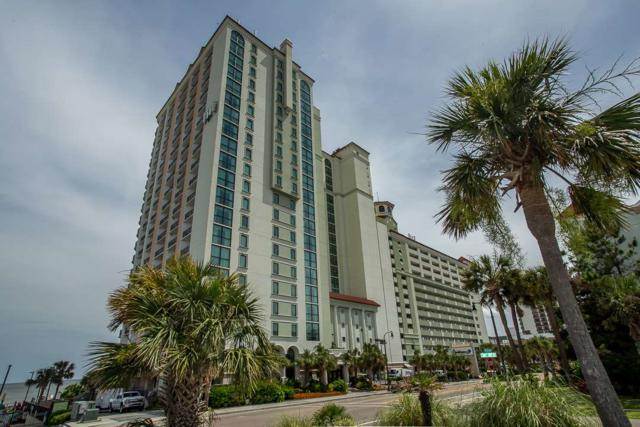 3000 N Ocean Blvd #1401, Myrtle Beach, SC 29577 (MLS #1803206) :: The Litchfield Company