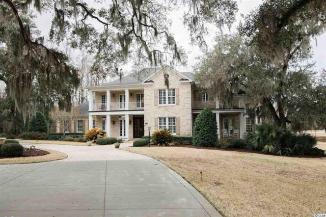 329 Oakmont Drive, Pawleys Island, SC 29585 (MLS #1803225) :: James W. Smith Real Estate Co.