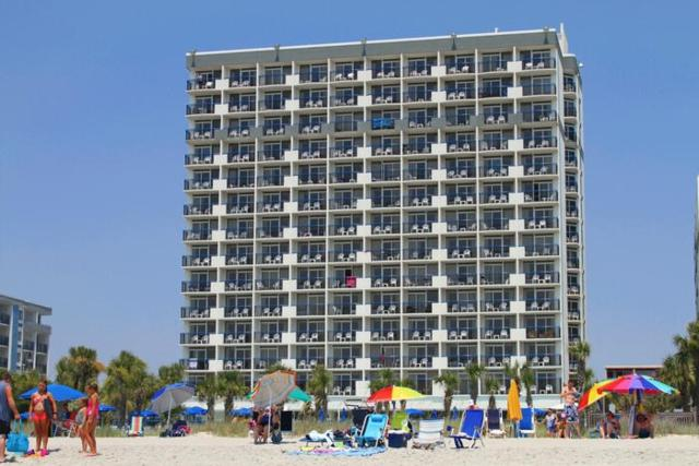 2300 N Ocean Blvd. #1436, Myrtle Beach, SC 29577 (MLS #1803259) :: Trading Spaces Realty