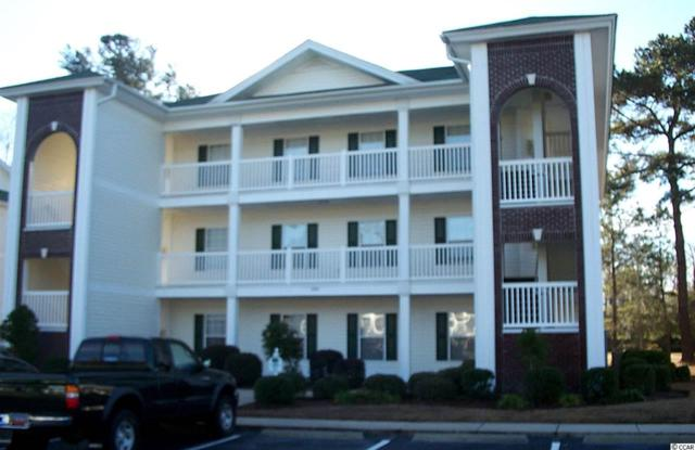 1230 River Oaks Dr 21-C, Myrtle Beach, SC 29579 (MLS #1803264) :: The Litchfield Company