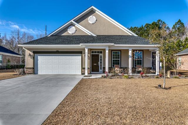 962 Henry James Drive, Myrtle Beach, SC 29579 (MLS #1803279) :: The HOMES and VALOR TEAM