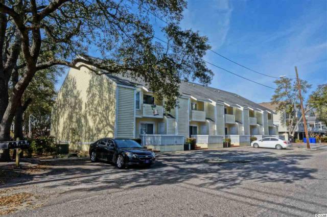 10 N Oak #7, Surfside Beach, SC 29575 (MLS #1803287) :: The HOMES and VALOR TEAM