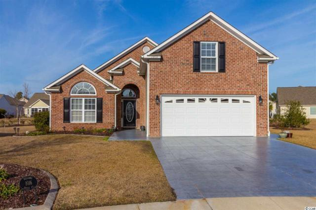 1016 Dizzy Court, Surfside Beach, SC 29575 (MLS #1803309) :: The HOMES and VALOR TEAM