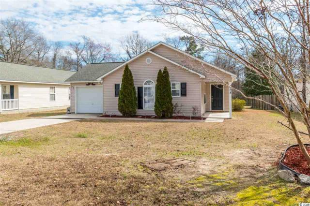 398 Sean River Road, Conway, SC 29526 (MLS #1803310) :: Myrtle Beach Rental Connections