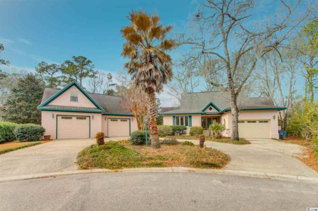 109 Redwing Court, Pawleys Island, SC 29585 (MLS #1803314) :: Myrtle Beach Rental Connections