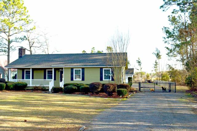 150 Vereen Rd, Georgetown, SC 29440 (MLS #1803332) :: The Litchfield Company