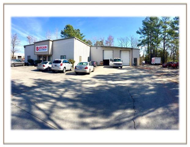1616 Executive Ave., Myrtle Beach, SC 29577 (MLS #1803348) :: Garden City Realty, Inc.