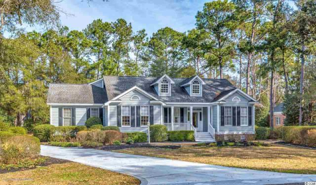 1248 Heritage Drive, Pawleys Island, SC 29585 (MLS #1803369) :: James W. Smith Real Estate Co.