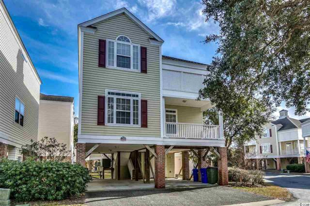 419 Myrtle Oak Drive, Surfside Beach, SC 29575 (MLS #1803370) :: Myrtle Beach Rental Connections