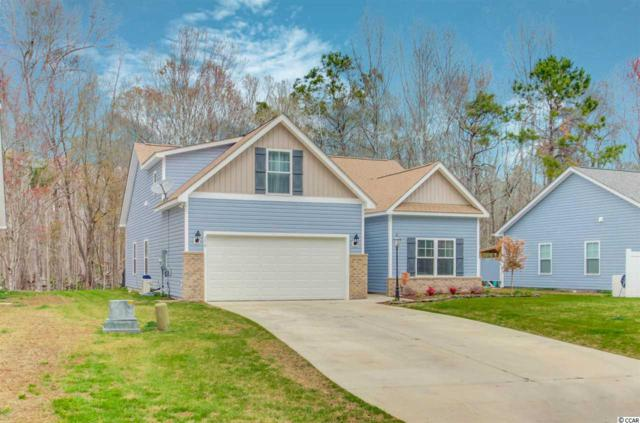 370 Clearwater Dr, Pawleys Island, SC 29585 (MLS #1803381) :: James W. Smith Real Estate Co.