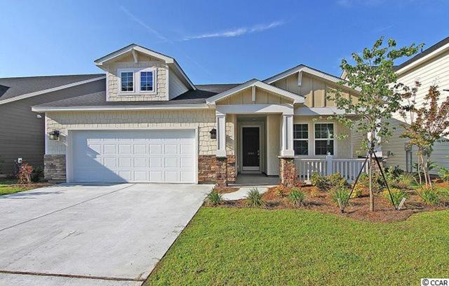 5401 Dunblane Court, Myrtle Beach, SC 29579 (MLS #1803389) :: The Litchfield Company