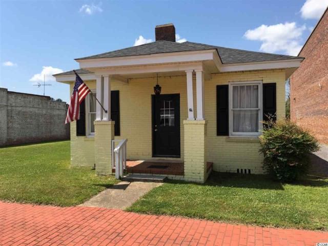 108 N Main Street, Hemingway, SC 29554 (MLS #1803390) :: Myrtle Beach Rental Connections