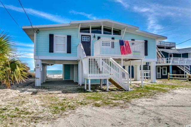 813 S Waccamaw Drive, Garden City Beach, SC 29576 (MLS #1803401) :: The HOMES and VALOR TEAM