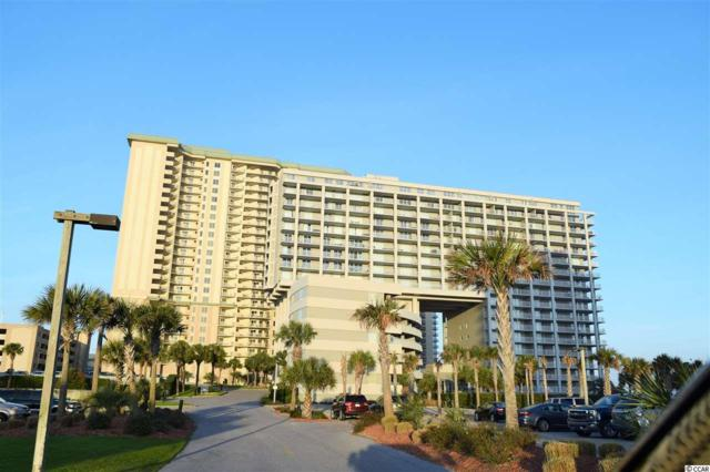 9840 Queensway Blvd #1005, Myrtle Beach, SC 29572 (MLS #1803405) :: Trading Spaces Realty