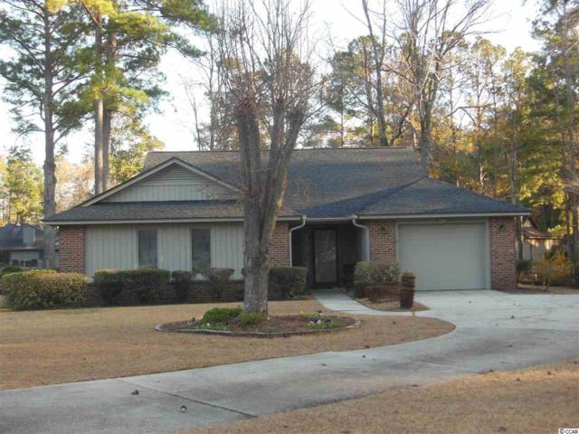 228 Cricket Court, Conway, SC 29526 (MLS #1803407) :: The Hoffman Group
