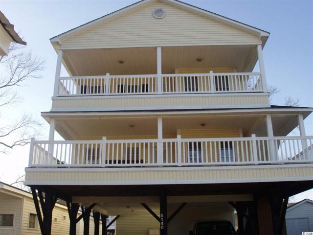 5140 Ibis Drive, Myrtle Beach, SC 29575 (MLS #1803423) :: James W. Smith Real Estate Co.