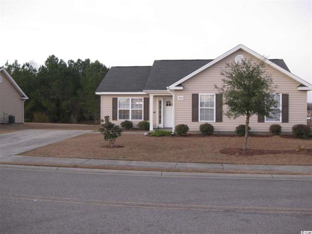 2936 Ivy Glen Drive, Conway, SC 29526 (MLS #1803426) :: The Hoffman Group