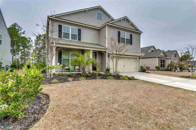 5309 Branchwood Court, Myrtle Beach, SC 29579 (MLS #1803442) :: James W. Smith Real Estate Co.