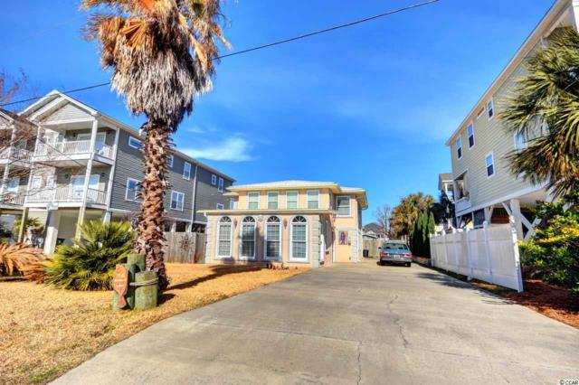 126 Rainbow Drive, Garden City Beach, SC 29576 (MLS #1803462) :: The Litchfield Company