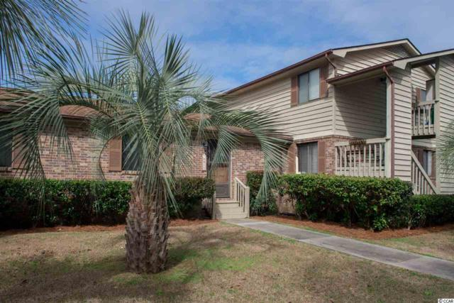 305 Resort Drive D-15, Myrtle Beach, SC 29588 (MLS #1803463) :: James W. Smith Real Estate Co.