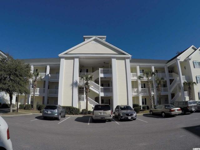 601 N Hillside Drive #3403, North Myrtle Beach, SC 29582 (MLS #1803513) :: Trading Spaces Realty