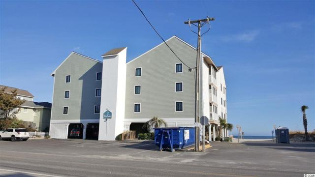502 N Waccamaw Drive #301, Garden City Beach, SC 29576 (MLS #1803522) :: The Litchfield Company