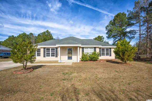 3621 Highway 472, Conway, SC 29526 (MLS #1803525) :: The HOMES and VALOR TEAM
