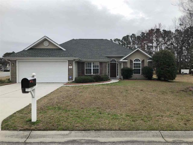 4099 Steeple Chase Dr., Myrtle Beach, SC 29588 (MLS #1803535) :: The HOMES and VALOR TEAM