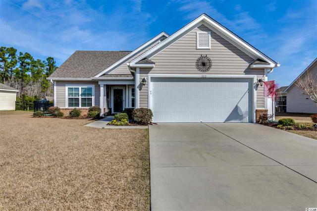 722 Tartans Glen St., Calabash, NC 28467 (MLS #1803536) :: Myrtle Beach Rental Connections