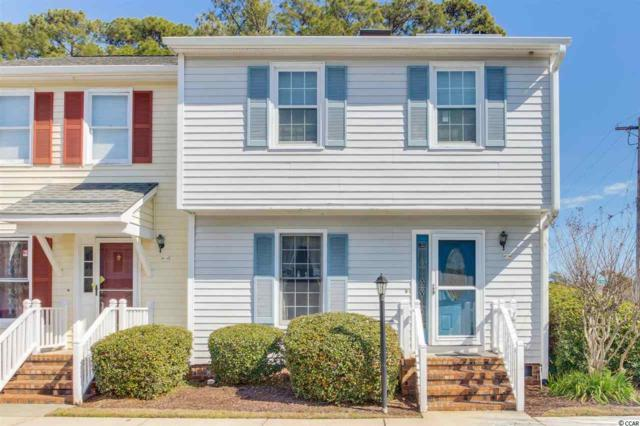 3088 Church St. C-5, Myrtle Beach, SC 29577 (MLS #1803539) :: The HOMES and VALOR TEAM