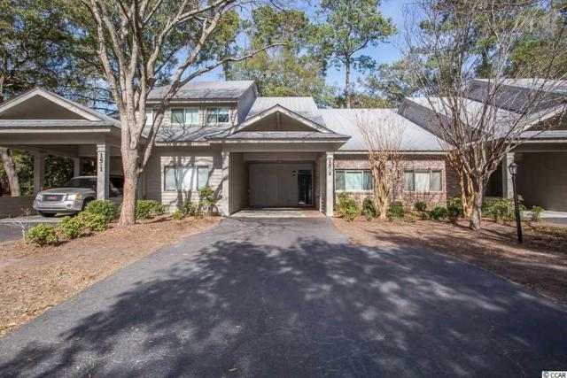 15 Twelve Oaks Drive 15-2, Pawleys Island, SC 29585 (MLS #1803541) :: Silver Coast Realty