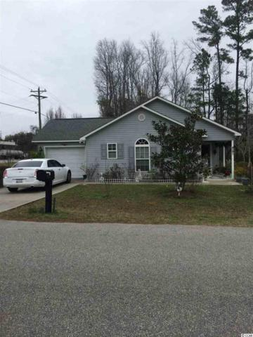 501 Sarah Drive, Conway, SC 29526 (MLS #1803571) :: Myrtle Beach Rental Connections