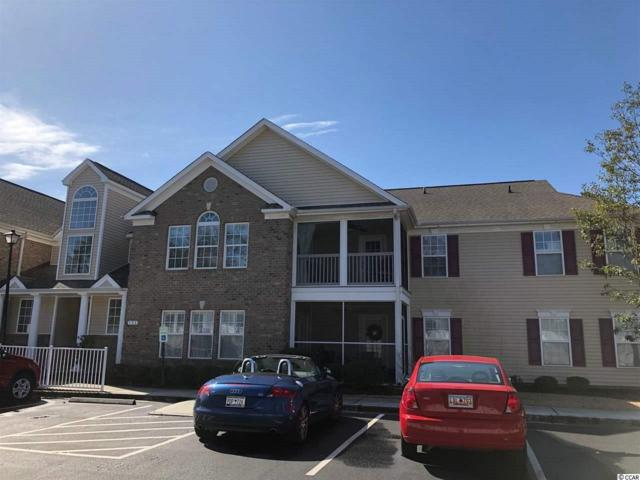 135 Veranda Way 1-F, Murrells Inlet, SC 29576 (MLS #1803574) :: James W. Smith Real Estate Co.