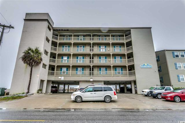 410 N Waccamaw Drive #306, Garden City Beach, SC 29576 (MLS #1803582) :: The HOMES and VALOR TEAM