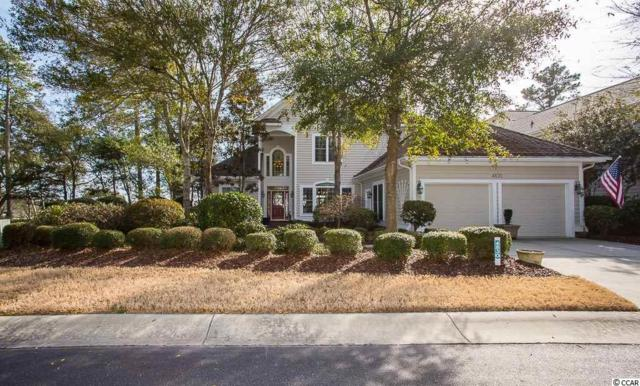 4830 Bucks Bluff Drive, North Myrtle Beach, SC 29582 (MLS #1803594) :: Myrtle Beach Rental Connections