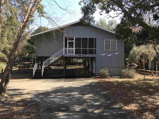 50 Bobcat Drive, Pawleys Island, SC 29585 (MLS #1803602) :: The Litchfield Company