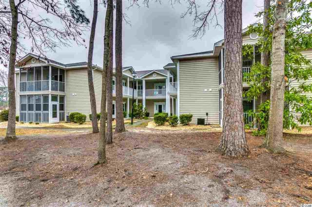 7208 Sweetwater Blvd #7208, Murrells Inlet, SC 29576 (MLS #1803604) :: Silver Coast Realty
