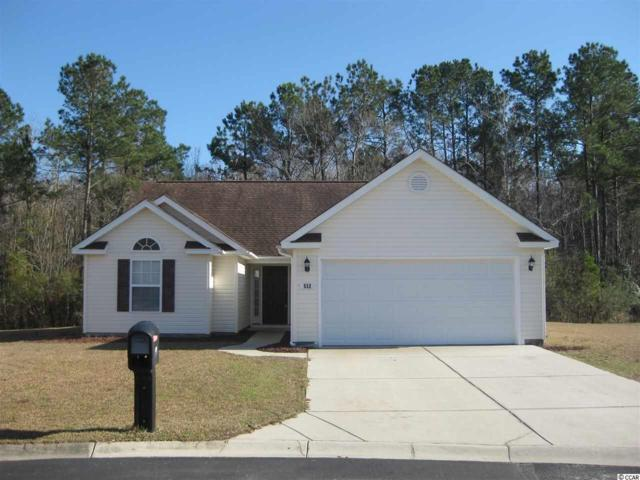 512 Coopers Hawk Court, Myrtle Beach, SC 29588 (MLS #1803618) :: The Litchfield Company