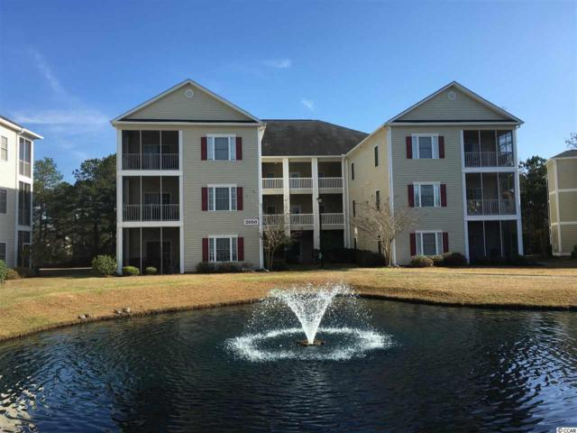 2050 Crossgate #202, Surfside Beach, SC 29575 (MLS #1803619) :: The HOMES and VALOR TEAM
